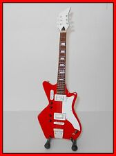 JACK WHITE - GUITARE ELECTRIQUE MINIATURE ! Collection WHITE STRIPES RACONTEURS
