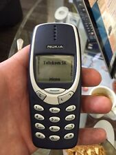 UNLOCKED NOKIA 3310 MOBILE PHONE REFURBISHED- OLD is GOLD