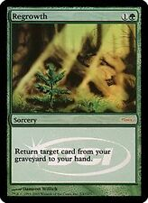 MTG Judge Promo * Regrowth FOIL