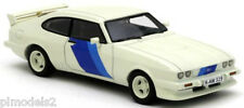 NEO SCALE MODELS - 43329 FORD CAPRI MK3 TURBO WHITE FORD MOTOR SPORT 1:43 SCALE