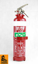 1 x 1 Kg Dry Chemical Fire Extinguisher Home Car Caravan +FREE cool work sunnies