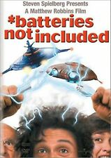 Batteries Not Included Hume Cronyn, Jessica Tandy, Frank McRae NEW UK R2 DVD