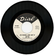 "JOE TEX  ""I'M GOING AND GET IT c/w WOMAN LIKE THAT, YEAH""  DEMO  R&B/ POPCORN"