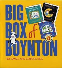 Big Box of Boynton by Sandra Boynton (2005, Board Book)