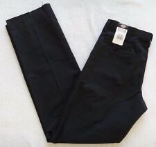 Dickies Men's Pants Occupational Workwear Black Polyester Size 35x39 Unhemmed