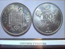 CyP 1 Moneda a elegir entre 100 Pesetas del 1975 o 1980