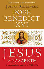 Jesus of Nazareth: From the Baptism in the Jordan to the Transfiguration,Benedic