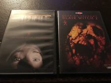 2-Disc DVD Collection - The Blair Witch Project / Part 2: Book of Shadows (1999)