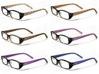 DG READING GLASSES DESIGNER WOMENS LADIES MENS SPECTACLES DG R2028