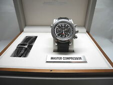 JAEGER- LeCOULTRE  MASTER COMPRESSOR EXTREME WORLD CHRONOGRAPH BOX U. PAPIERE