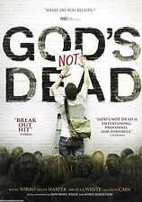 DVD - God's Not Dead NEW (2014) ORIGINAL What Do You Believe FAST SHIPPING !