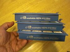 3 NEW WASHABLE oxygen Electrolux EL012W O2 HEPA H12 Filter filters EL7062A