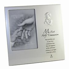 My First Holy Communion Photo Frame with verse - Boy