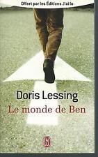 Le monde de Ben.Doris LESSING.J'ai Lu  K003