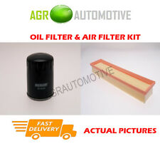 DIESEL SERVICE KIT OIL AIR FILTER FOR PEUGEOT 206 2.0 90 BHP 1999-07