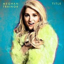 MEGHAN TRAINOR TITLE 4 EXTRA TRACKS DELUXE VERSION CD NEW