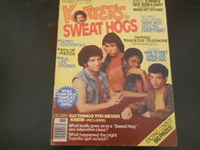John Travolta, Gabe Kaplan, Ron Palillo - Kotter's Sweat Hogs Magazine 1976