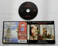 VIVALDI/COCSET-Les BASSES REUNIES Cello sonatas FRENCH digi CD+Catalogue ALPHA