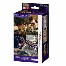 Nintendo 3DS LL XL Monster Hunter 4 Accessory Set Japan