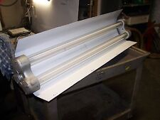 APPLETON ARS240-118 HAZARDOUS LOCATION FLUORESCENT LIGHT FIXTURE 120 VAC