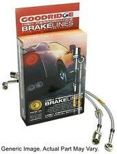 Goodridge 20002 G-Stop SS Brake Line Kit for 92-97 Honda Accord Front & Rear