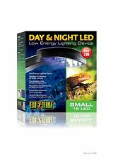 ExoTerra Reptile Frog Gecko Snake Day & Night LED Lighting Device - Small