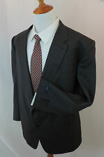 Size 62 P NEW WT HICKEY BY HICKEY FREEMAN BLAZER 100 % WORSTED WOOL GRAY PIN