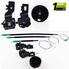 ELECTRIC Finestra Regolatore Riparazione Kit Anteriore Sinistra P12