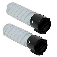 Lot Of 2 Black Toner Cartridge Konica Minolta bizhub 215 A3VW030 TN118 TN-118