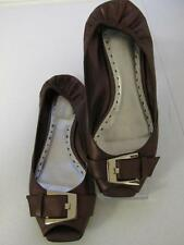 BCBG Girls BG Piper Bronze ballet Flats Shoes 37.5B US 7.5