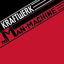 KRAFTWERK THE MAN MACHINE NEW SEALED 180G LP IN STOCK SAME DAY DISPATCH