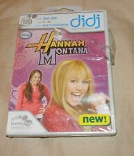 New Leap Frog didj game HANNAH MONTANA 8-10 Yrs