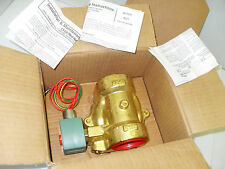 "NEW ASCO X8221G1313600 2-WAY NC SOLENOID VALVE 2"" 24V 24Vdc *** NEW IN BOX ***"