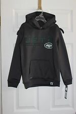 BNWTS NY JETS New York  Youth Size SMALL 8-10 NFL TEAM APPAREL Hoodie Sweatshirt