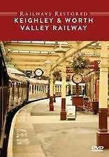 Railways Restored - Keithley and Worth Valley Railway [DVD] NEW UNSEALED