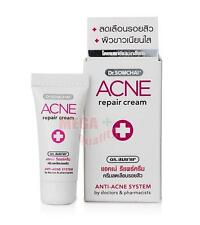 Dr. SOMCHAI ACNE Repair Cream ANTI-ACNE SOLUTION SYSTEM Whitening Fast Action 3g