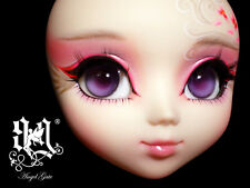 AngelGate OOAK Doll HeadQreen Wu fit for Obitsu,Pullip Body