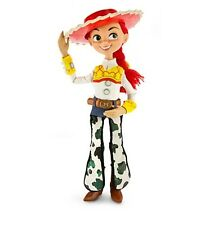 "Disney Store Toy Story Jessie Cowgirl Talking Plush Toy Doll Figure 15"" NIB"
