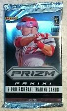 2012 Panini Prizm Baseball HOBBY Pack Bryce Harper RC? Mike Trout Auto? 1/1?