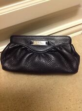 Cole Hann cosmatic purse bag leather clutch