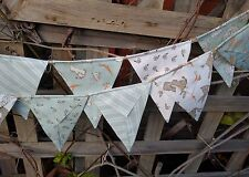 Handmade bunting, flags or banner for child's bedroom, baby shower, nursery