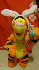 Extra large standing Easter Egg Tigger Bunny from Winnie the Pooh 27 inch tall