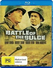 Battle of the Bulge = NEW Blu-Ray Region B