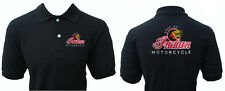 Indian Oldtimer Moto Classiques Ancienne Polo Shirt