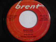 Big Pete and the Minute Men Baracuda / Big Pete 1961 45rpm