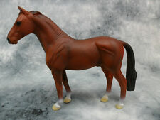 CollectA NIP * Hanoverian Stallion - Chestnut * New Warmblood Model Horse #88432