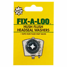 Fix-A-Loo Headseal Washer – suits Hush Flush inlet valves