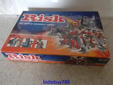 Risk board game , the world of conquest game   ( ref 1st/g/shelf2)
