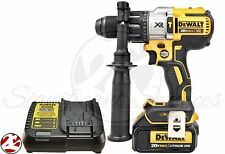 "DeWalt DCD996B 20V MAX Lithium XR 1/2"" Brushless 3-Speed Hammer Drill Kit"