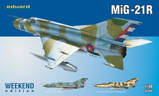 MODEL KIT  EDK84123 - Eduard Weekend 1:48 - MiG-21R